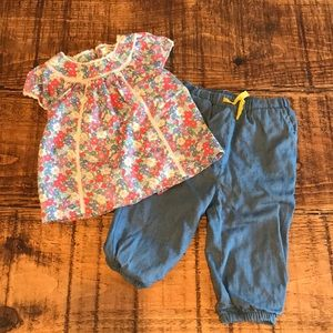 Baby Boden outfit 12-18 months